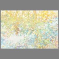 村上 紘一作品 「風のあいだー3 」油彩画作品