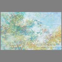 村上 紘一作品 「風のあいだー4 」油彩画作品