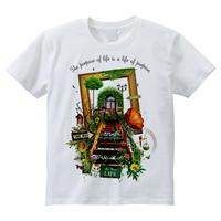 The purpose of life / グラフィックアートTシャツ