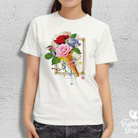 Floral sweets  / アートグラフィックTシャツ