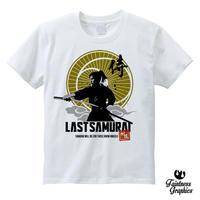 Last Samurai  (和風グラフィックTシャツ)