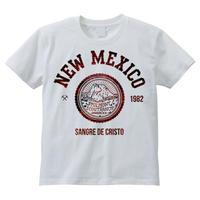 New Mexico / カレッジロゴTシャツ