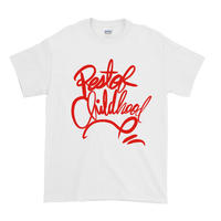 Rest of Childhood KIDS TEE / White