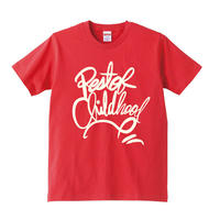 Rest of Childhood KIDS TEE / Red