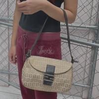 FAK0105 vintage FENDI hand bag