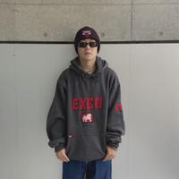 FAJ0922 vintage EXCO hoodie