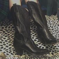 FAJ1337 vintage western boots
