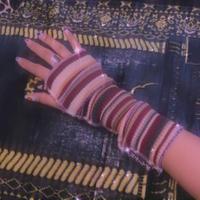 FA8592 vintage remake arm warmer