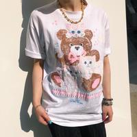 JOP1701184  アニマルプリントTシャツ