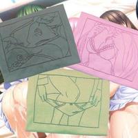 PA30616 エロ刺繍TEE