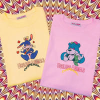 PA30612 OHPEARL CRAZY ANIMAL TEE