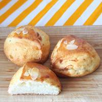 (6/2〜発送)桃とクリームチーズのスコーン