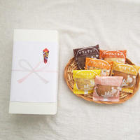 【熨斗ラッピング】森のクッキー15枚入りギフトセット