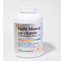 マルチミネラルビタミン 175g(180カプセル入)