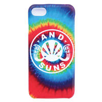 TIE DYE LOGO IPHONE CASE