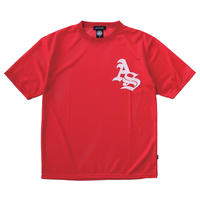 AS PRACTICE MESH JERSEY (RED) / Only M size