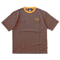 CLASSIC RINGER TEE (ORANGE)