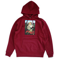 BAD BOY PULLOVER (BURGUNDY)