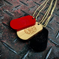 WOODSUNS DOG TAG