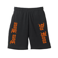 ALONE SHORTS (BLACK)