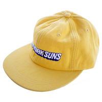 NEW YORK SUNS BALL CAP (YELLOW)