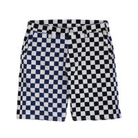 CHECKER SUNS SHORTS (MIX) / Only M size