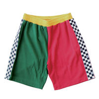 CHECKER SUNS SHORTS2