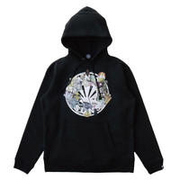 ICE TOP PULLOVER (BLACK) / LAST ONLY  ( L size )