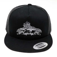 FH MESH CAP BLACK