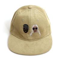 KIMYE風 CAP BEIGE
