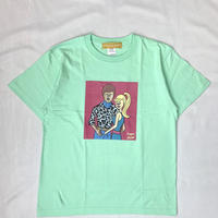 CL KB S/S TEE MINT