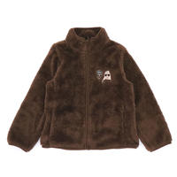 KIMYE風 KIDS BOA BROWN