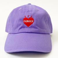 FAMOUS LV CAP LAVENDER