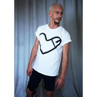 ‹‹ COCKHEART ››   Tシャツ/ホワイト
