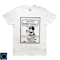 CruiseOrBeCruised (SCUM Nancy) Tシャツ / ホワイト