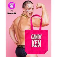 CANDY KEN x fancyHIM トートバッグ