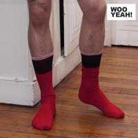 CALF-HIGH FOOTBALL SOCKS (メンズ)4 Colours