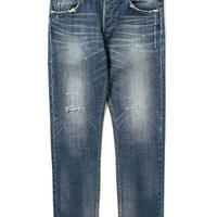 "APPLEBUM ""Kate"" Slim Stretch Denim Pants (Damage)"