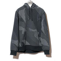 BackChannel-FELIPE PANTONE FULL PRINT PULLOVER PARKA