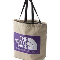 THE NORTH FACE PURPLE LABEL Logo Print Tote