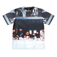 APPLEBUM Bronx Last Supper T-shirt