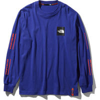 THE NORTH FACE  RAGE L/S Box Logo Tee
