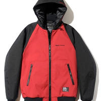 BackChannel-CORDURA HOODED JACKET