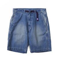 THE NORTH FACE PURPLE LABEL  Indigo Chambray Field Shorts