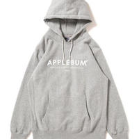 applebum Cube Logo Sweat Parka