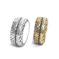 brain ring brass