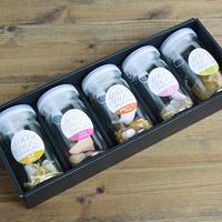 ぽんしゅグリア5本ボックス(専用箱入り)