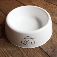 SHAKASTICSxKEN KAGAMI 6 DOG BOWL