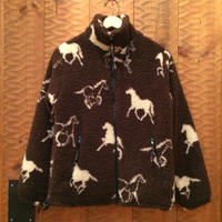FARFIELD LADY'S HORSE FLEECE JACKE