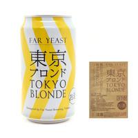 「Far Yeast TOKYO BLONDE」缶・24本入箱【送料無料】